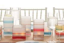 Centerpiece Ideas / by Tracy Hanville