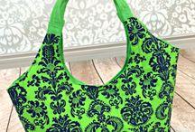 sewing bags / by anz jansen van vuuren