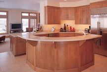 Curved Designs / by Kitchen Sales, Inc
