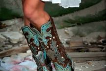 cowgirl boots / by Ladonna Branch