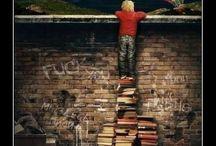Read a Book... / by Rita Aleman