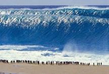 Waves, Tsunami Waves / by Judy E Sinclair