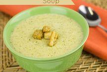 Food - Soups / by Allison Newsom