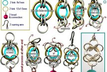 Chainmaille Jewelry / by melissa delery
