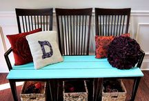 Thrift Store Finds/ Repurposing / by Brenda Lindley
