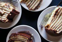 Cake Ideas / by Sara Rosenberger