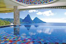 amazing pools / by Lee Woodruff