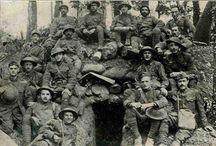 World War I / by Susan Townsend