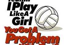 Volleyball / by Abby Gottesman