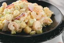Shrimp recipes / by Jennifer Fortin