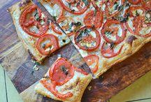 I love Tomatoes! / by The Little Ferraro Kitchen (Samantha Ferraro)