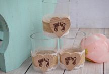 Rustic/Vintage Baby Shower / by Amber Hodges