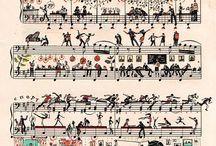Music love / by Jane Cohn