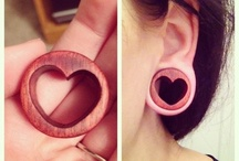 Stretched / Tappers, gauges, and plugs ~ / by Jared Adkins