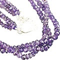 Amethyst Necklaces / by tapas_kannoujia