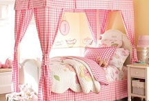 Toddler Room ideas / by Tiffany Pendergrass