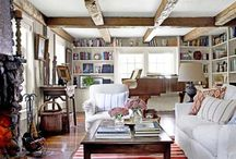 Living/Family Rooms / by Dianna Campbell