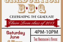 Graduation announcements / by Desiree LeFave