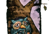 The Owlry / by Jackie Pepe