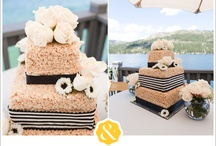 Non Traditional Wedding Cakes / by Events Beyond {Event Designer & Planner}