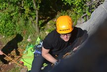 North Wales Climbing Training May 2014 / Every year we take a selection of staff on specific mountain sports training courses. In May we held a climbing course in North Wales and here are a few pics from that course / by Ellis Brigham Mountain Sports