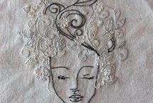 Embroidery / by Bonna Shook