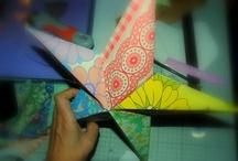 Craft - paper / by Árný Hekla Marinósdóttir