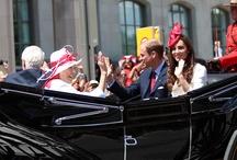 Prince William & Princess Kate / by La CuisineHelene