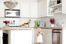 Classy Lady Kitchen / by Lauren Pinuelas