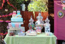 Birthday Party Ideas / by Deborah Simonds