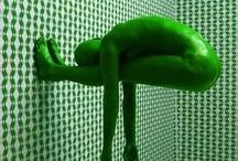 Color * green / by Rafaella Moiseos
