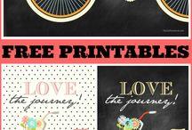 Printables! / by Jen Ballou