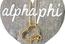 Alpha Phi / by Madison Solomon