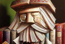 books / by Taffysue Love