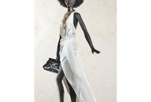 Natural Hair Dolls / Black Dolls with natural/afro textured hair! Happy Pinning~ / by Cakes Artese's