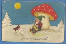 Mushrooms / by Barbara