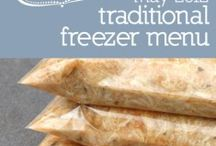 Freezer Meals / by Kelly Cantrell