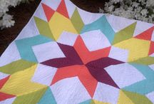 quilts (AccuQuilt) / quilt patterns created by AccuQuilt or can easily use AccuQuilt dies with the quilt pattern / by April Wickett