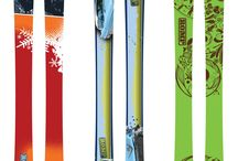 Narty / W ofercie znajdziecie nowe i używane narty najlepszych dostepnych na rynku marek. Obecnie posiadamy narty: dziecięce, biegowe, zjazdowe, freestylowe oraz skiturowe.  / by DobreNarty.pl