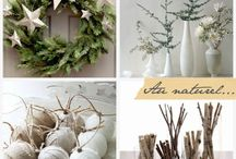 Christmas / by Michelle Hughes {Vintage Junky}