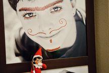 Elf on the Shelf / by Christina White
