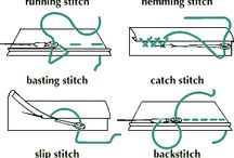 Mending, sewing, and DIY / by Michelle Bouve Oerman