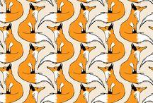Fox / by Luísa Speggiorin