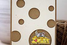 Cards - * Newton's Nook Designs / by Trisha Klowak