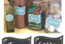 Organize it! / by Kristin