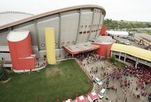 NHL best venues! / by HockeyShotStore