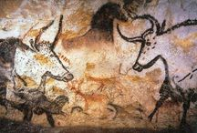11. PREHISTORIC ART -  HISTORY / by Maria Lapappadolce
