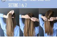 Hairstyles  / by Elena Cruz-López
