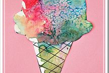 Summer Crafts / by Damy Buck