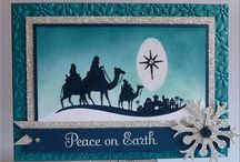 Cards Christmas SU Come to Bethlehem / by Soni Larson